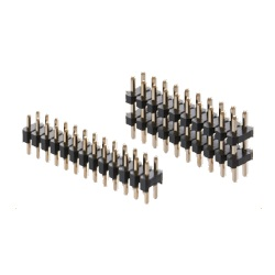 PBT4830 Pin Header / PSS-42 Pin (Square Pin), 2.54 mm Pitch, Straight (2 Rows)
