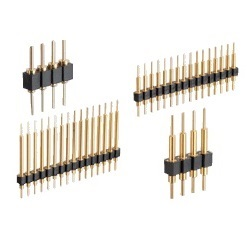 PCT Product, Pin Header / PRS-41 Pin (Round Pin), 2.54 mm Pitch, Straight (1 Row)