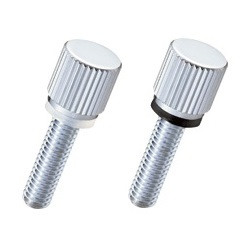 Brass Knurled Knob (Stepped) NB-DC-SR/NB-DC-R