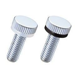 Brass Knurled Knob (Low Head) NB-GC-SR/NB-GC-R