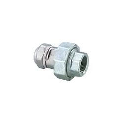 Mechanical Fitting Insulation Union for Stainless Steel Pipes