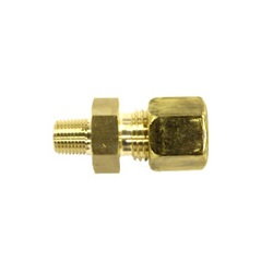 Copper Tube Fitting & Valve  B-1 Type Copper Tube Biting Fitting  Connector (Male)