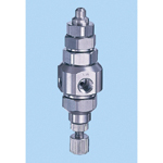 Fine Mist Generation 2-Fluid Nozzle, Small Spray Volume Fully-Coned Shape, BIMJ Series (Liquid Pressurizing)