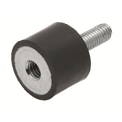 Vibration-Proof Rubber (Male and Female Screws) (VD2)