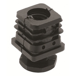 End Cap For Square Pipe (Adjustable Type) (NDAQ)
