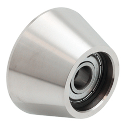 Guide Roller D Type, Double Bearing (GRL-S2-D)