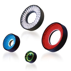 Flat Direct Ring Lighting (Direct Light) IDR-F Series
