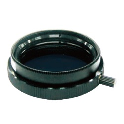 Lens size polarize filter wavelength cut filter