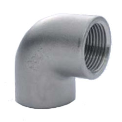 Stainless Steel Screw-in Tube Fitting 90° Elbow