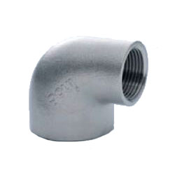 Stainless Steel Screw-in Tube Fitting Reducing Elbows 304RL-25X20