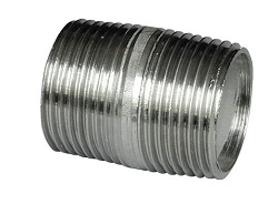 Threaded Pipe Fitting (Stainless Steel)