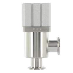 High Vacuum Angle Valve (Multi-Action / Single-Action)