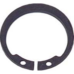 Iron GV Type Ring (For Shafts), (IWATA Standard), Made by IWATA DENKO Co.