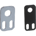 Sensor Bracket Single Type Plate for Proximity Sensor (Screw Type), Straight Type