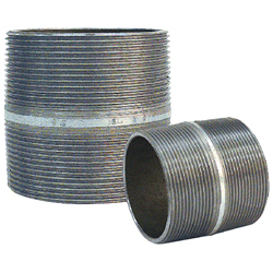 Steel Pipes for Pressure Service, SCH-40, Pipe Nipple