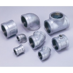 Continuous Feeding Pipe Fitting, Overhead Flange