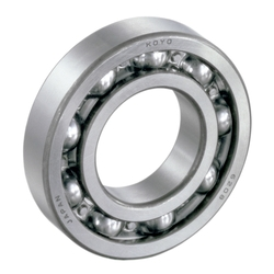 Single Row Deep Groove Ball Bearings
