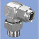 Junlon Stainless Fitting Positionable Elbow