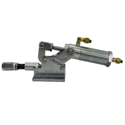 Horizontal-Push Type Pneumatic Clamp, No. 107