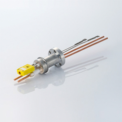 Thermocouple K type one-pair OMEGA type + high voltage combination