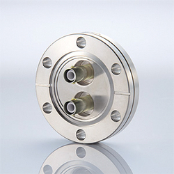 Coaxial SHV both sides JACK (female)