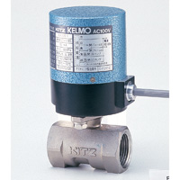 Stainless Steel 10K Ball Valve with Compact Electric (DC) Actuator