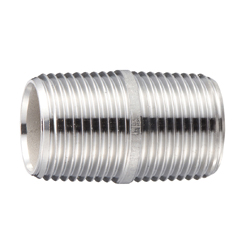 Stainless Steel Nipple Threaded Fitting