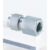 Stainless Steel High Pressure Fitting Gauge Union