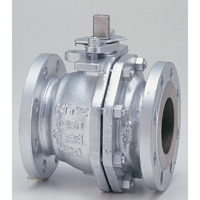 Cast/Stainless Steel 10K Flanged Ball Valve
