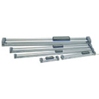 Drive equipment rod-less cylinder slit type ORV series