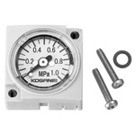 Conditioning equipment FRZ series integrated pressure gauge