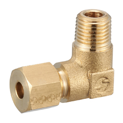 Ring Joint Male Thread Elbow Connector