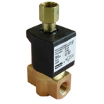 2-position, 3-port direct-acting solenoid valve WV131 series