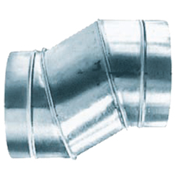 Spiral Duct Fitting S Pipe (OFFSET)
