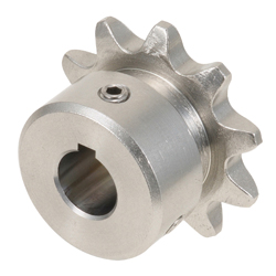 SUSFBN35B Stainless Steel Finished Bore Sprocket