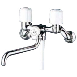 Two Handle Shower (with Head and Hose), KF30N2