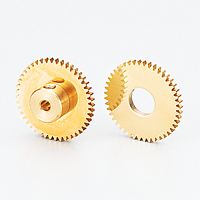 Spur Gear m0.5 C3604 Type