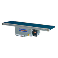 Conveyor with Easily Removable Belt