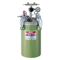 Pumping Tank for Water-Based Paints, Non Agitating Type