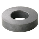 Anisotropic Ferrite Magnet  Ring Type
