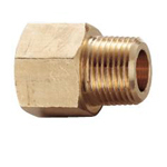Auxiliary Material for Piping, Fitting, and Plumbing, Fitting for Water Supply Piping, Brass Inner / Outer Screw Socket