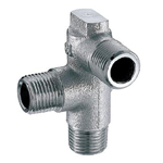 Auxiliary Material for Piping, Fitting, and Plumbing, Fittings for Water Supply Plumbing - Plated Fittings - Flexible Headers