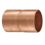 Copper Pipe Fittings, Hot Water Supply / Refrigerant Copper Pipe Fittings,- Copper Pipe Socket