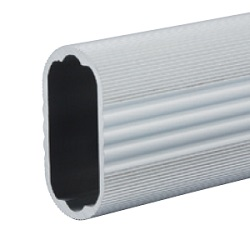 Aluminum Elliptical Pipe