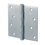 Stainless Steel, Hinge (Includes Ring).