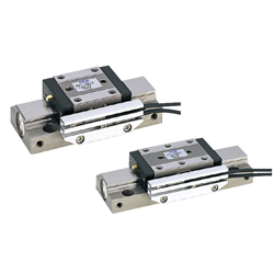 Pneumatically Driven Linear Guides - MPPT16 Series