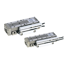 Pneumatically Driven Linear Guides - L-Shaped - MPPU10 Series