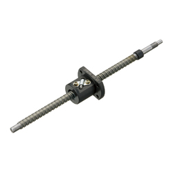 Rolled Ball Screws Standard Nut - Shaft Dia. 20; Lead 5, 10, 20 - Accuracy Grade C7, C10
