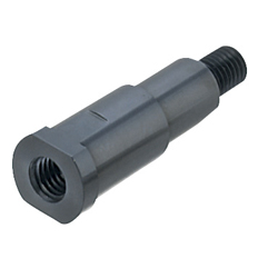 Cantilever Shafts - Screw Mount with Threaded End - Stepped