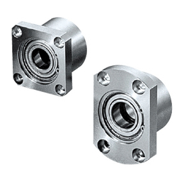 Bearings with Housing